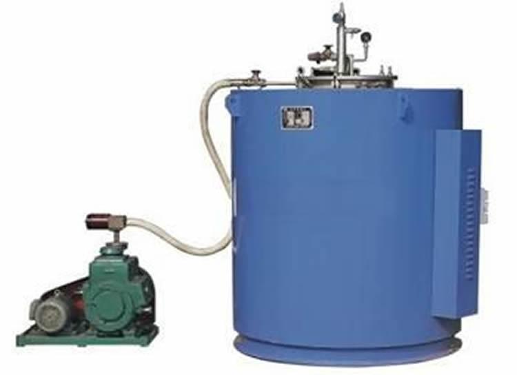真空气体氮化炉