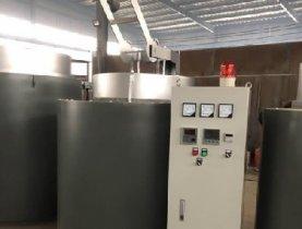 电加热熔铝炉