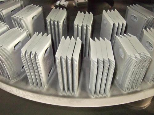 离子氮化的装炉方式
