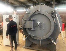 卧式气体氮化炉