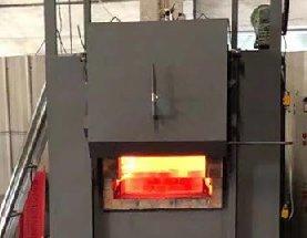 保护气氛箱式炉