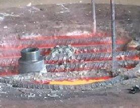外热式盐浴炉